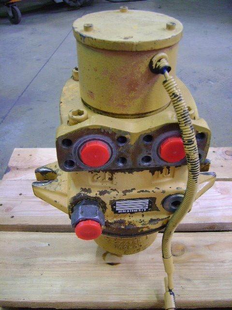 Motore di rotazione reductor de giro para LIEBHERR otros maquinaria de construcción