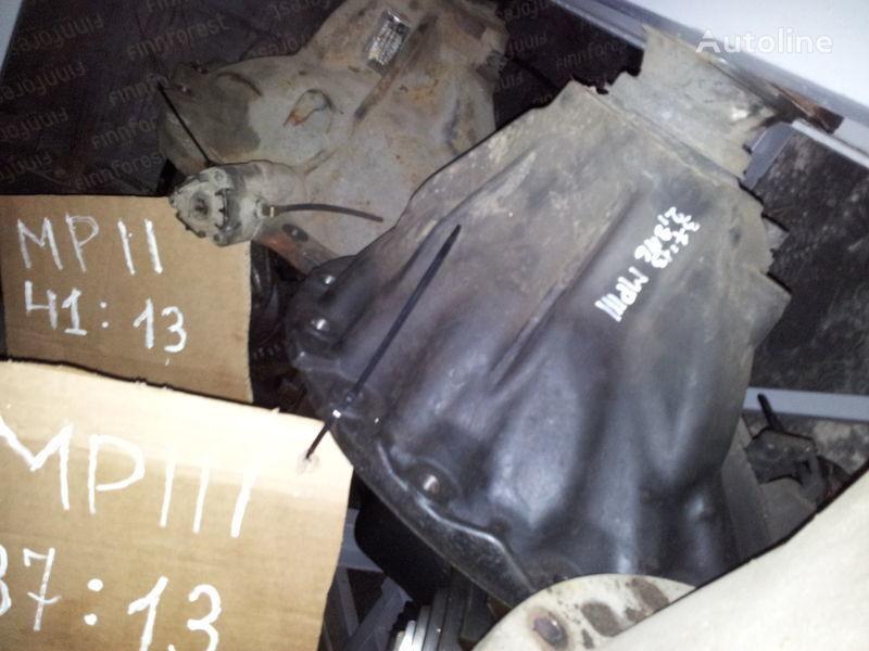 Mercedes Benz actros gear axle HL6 ratio 37/13, 2.84 reductor para MERCEDES-BENZ Actros MP3 tractora