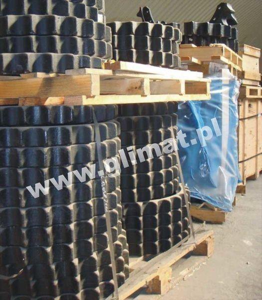 rodillo inferior para / Gwiazda Terex 805/TC75 ; Schaeff HR32 / maquinaria de construcción nuevo