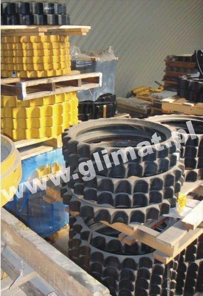 rodillo inferior para CATERPILLAR CATERPILLAR 312 maquinaria de construcción nuevo