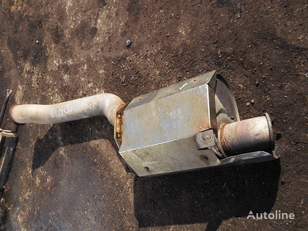 Glushitel vyhlopnyh gazov konechnyy DAF silenciador para camión