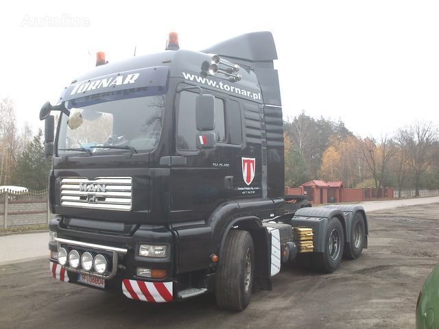 MULTI-PLAST MAN TGA-TGS LX spoiler para tractora nuevo
