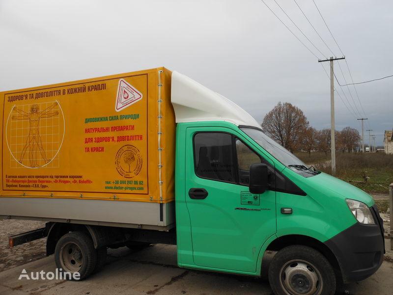 spoiler para GAZ NEXT camión nuevo