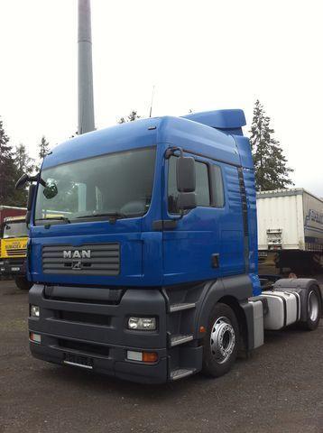 MULTI-PLAST MAN TGA - TGX XLX spoiler para MAN TGA - TGX XLX tractora nuevo
