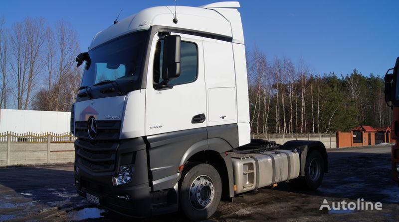 Multi-Plast spoiler para MERCEDES-BENZ Actros MP4 Streamspaceszer. kabina tractora nuevo