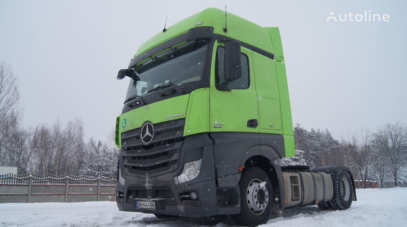 Multi-Plast spoiler para MERCEDES-BENZ MP4 Gigaspace tractora nuevo