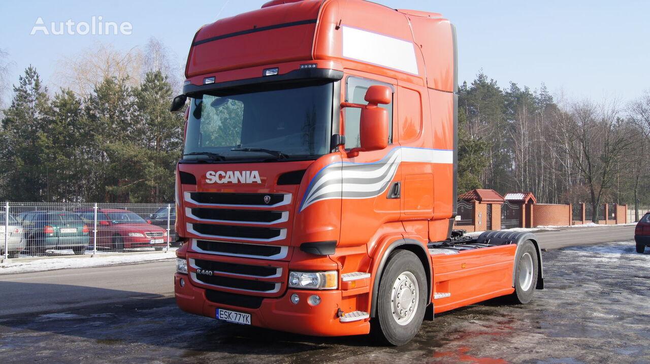 Multi-Plast zabudowy międzyosiowe  osłony aeropakiet między osiowe spoiler para SCANIA R tractora nuevo