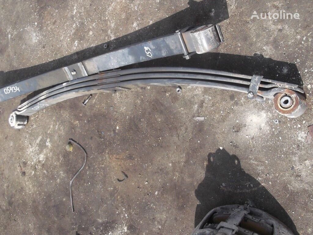 Ressora perednyaya Iveco suspensión de ballesta para camión