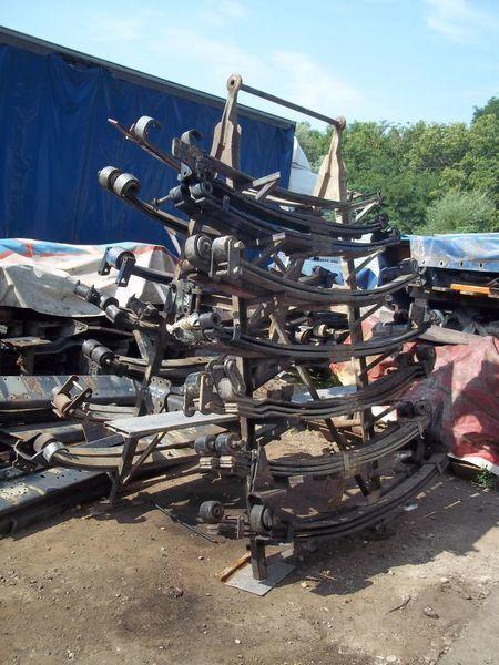 suspensión de ballesta para DAF tractora