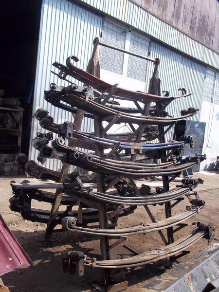 suspensión de ballesta para RENAULT tractora