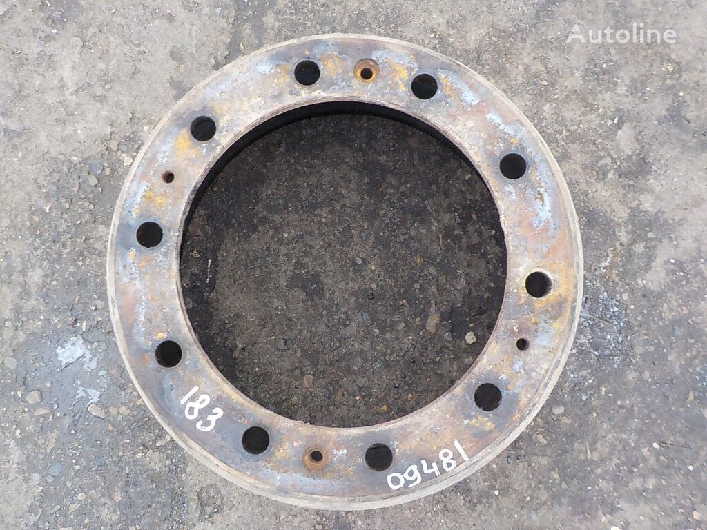 tambor de freno para IVECO camión