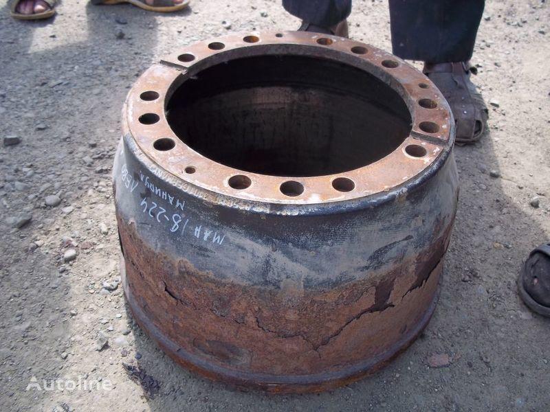 tambor de freno para MAN 18 camión
