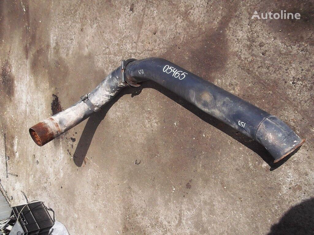 gaza Iveco tubo de escape para camión