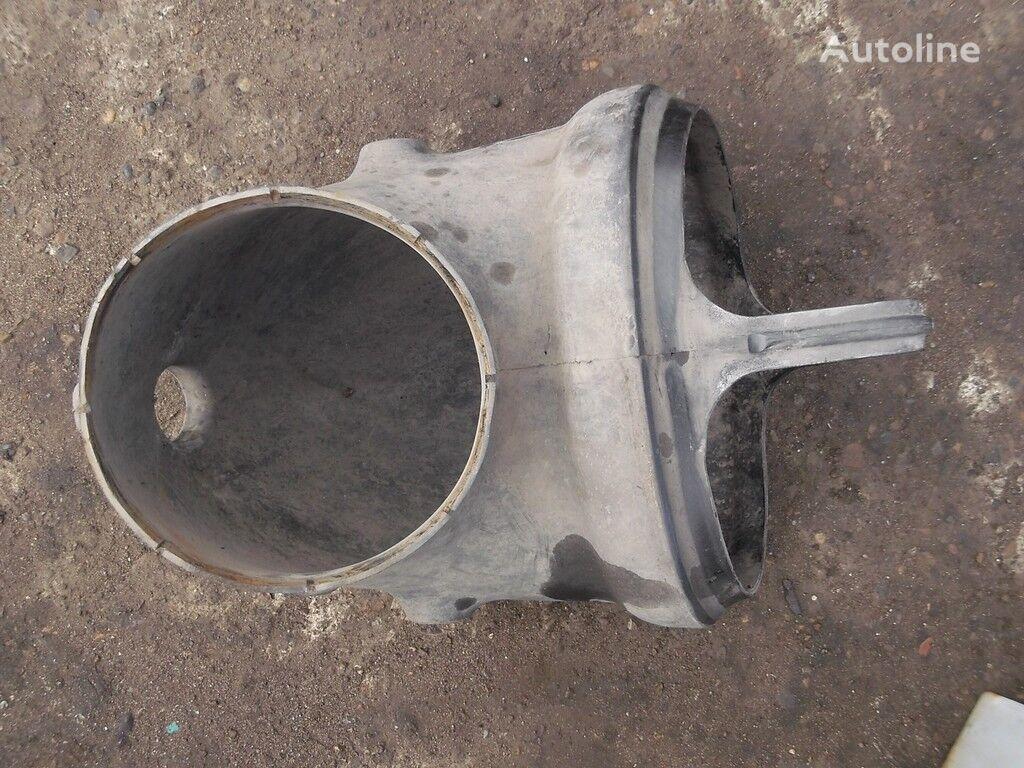 vozdushnogo filtra DAF tubo de refrigeración para camión