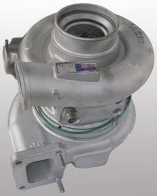 HOLSET HY55V-HE551V turbocompresor para IVECO F3BE0681/3681  camión