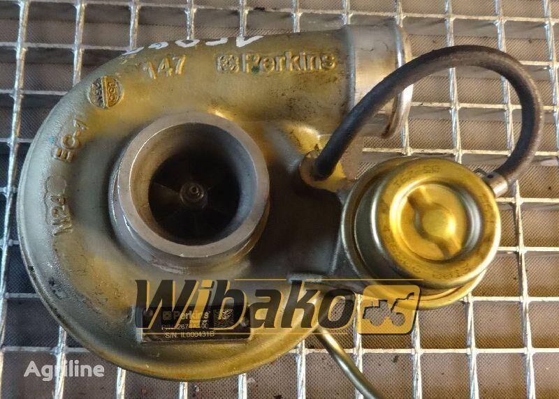 Turbocharger Perkins M24 turbocompresor para M24 (2674A200) cosechadora