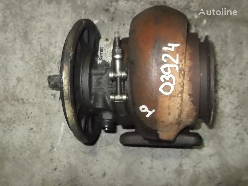 turbocompresor para SCANIA camión