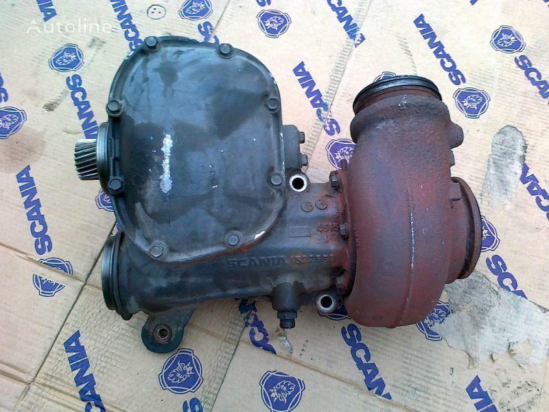 SCANIA TURBO COMPOUND turbocompresor para SCANIA R 420 Euro 4 tractora
