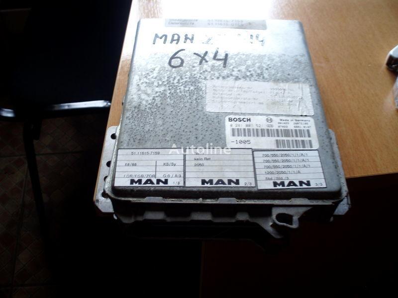 BOSCH 0281001521 ECU  51.11615.7159 unidad de control para 27.414 camión