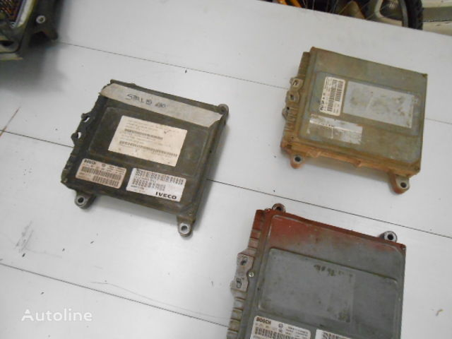 EDC Bosch 0281001527 unidad de control para IVECO Stralis/Trakker Euro3 Cursor 10 Cursor 13 camión