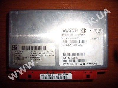 Bosch unidad de control para MAN camión