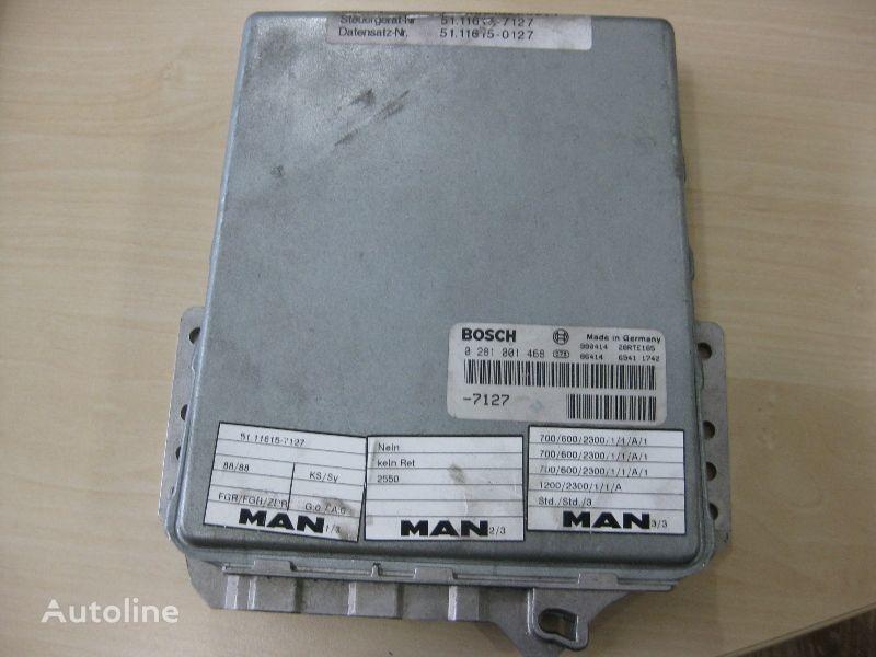 MAN BOSCH 0281001468 unidad de control para MAN camión