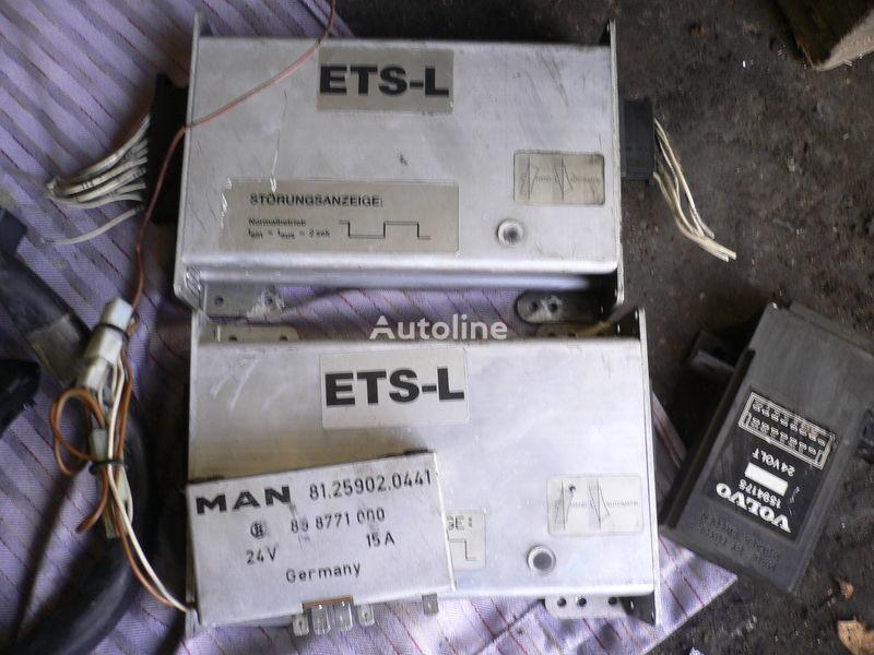 MAN ETS-L unidad de control para MAN autobús
