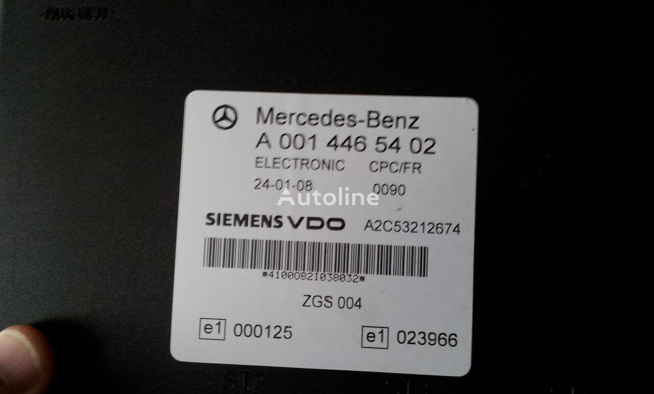 Mercedes Benz MP2 FR unit ECU 0014464102, 0014464102, 0004467502, 0014461002, 0014467402, 0004467602, 0004469602, 0014461302, 0014461402, 0014462602, 0014467002, 0014461902, 0014464102, 0024460102, 0014465402, 0024460402, 0014465702, 0024463502, 0014465702, 0024463802, unidad de control para MERCEDES-BENZ Actros tractora
