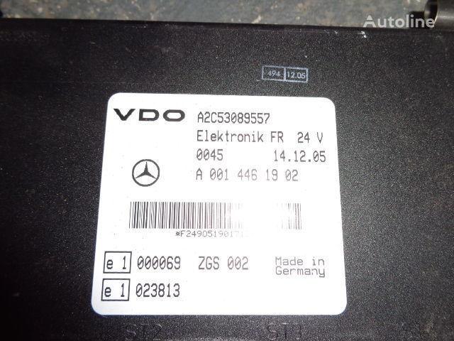 Mercedes Benz Actros MP2, MP3, MP4, FR control unit ECU 0014461902, 0014467302, 014464002, 0014464102 unidad de control para MERCEDES-BENZ Actros tractora