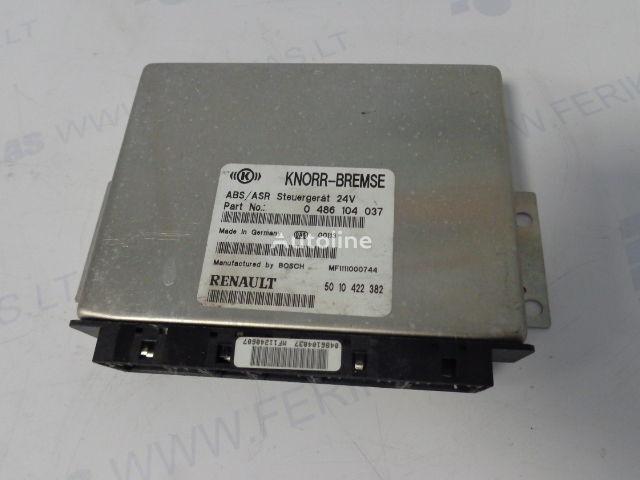 KNORR-BREMSE ABS control units 0486104037, 5010422382, 0486104049, 5010493009 unidad de control para RENAULT tractora