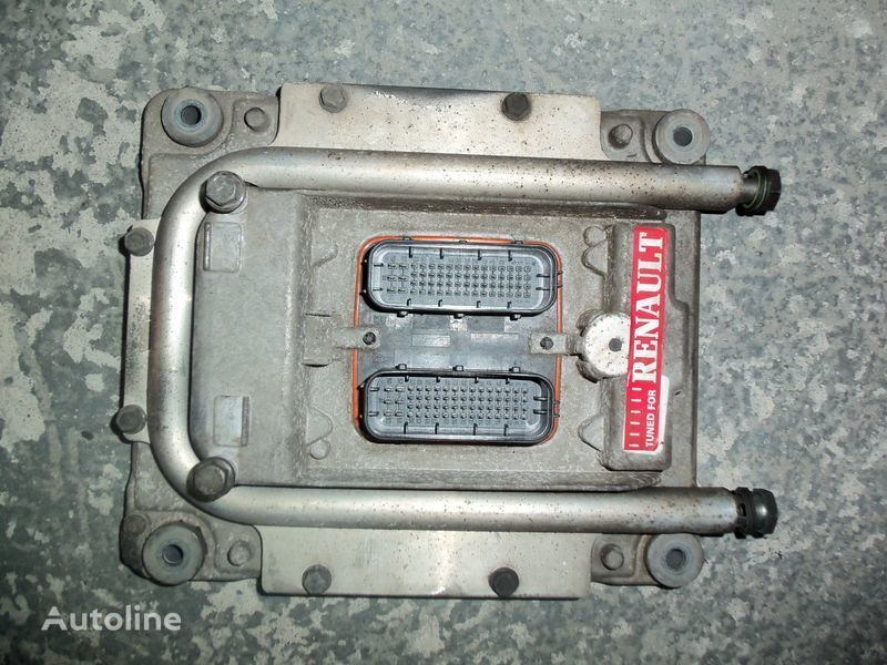Renault Magnum, Premium Engine control unit EDC 20977019, 20814604, 21300122, 85123379, 85111591, 85000847, 850003360, 20814550 unidad de control para RENAULT Magnum DXI, Premium DXI tractora