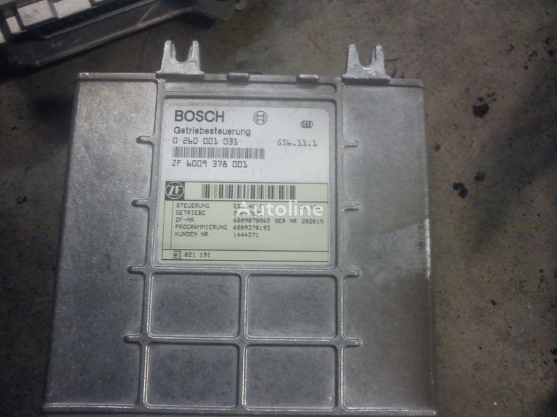korobkoy peredach ZF6HP604C unidad de control para SCANIA autobús