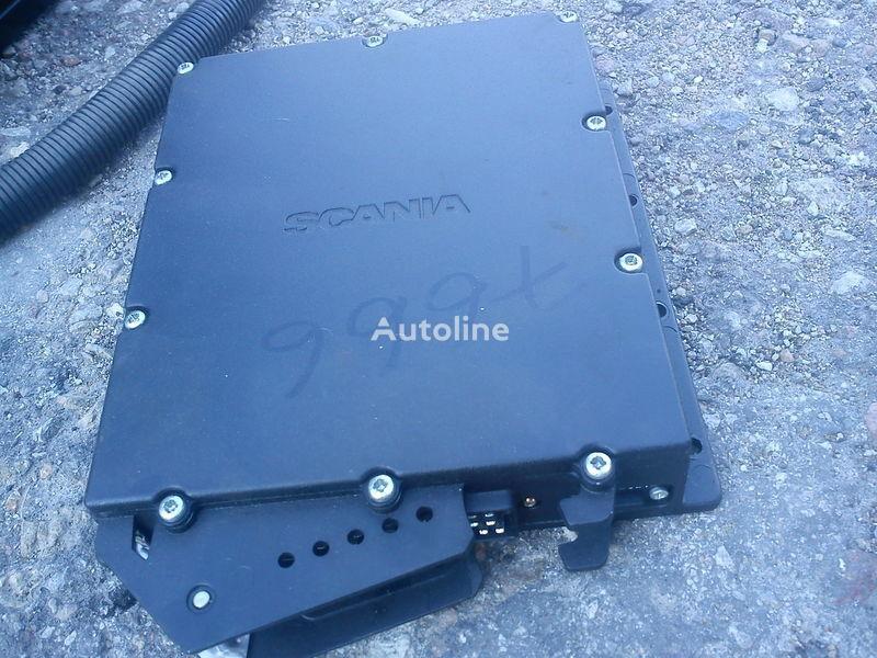 korobkoy peredach GS-801 1362616 .  1434153. 1368153. 1360315 unidad de control para SCANIA autobús
