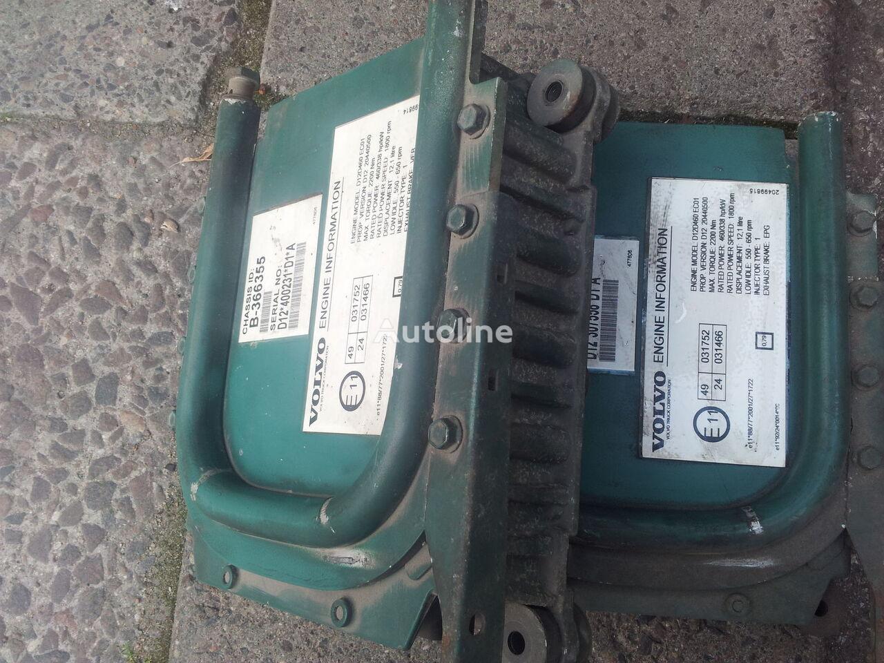 VOLVO FH12, EURO3 D12D, EDC, ECU, D12D420, D12D460, D12D380, engine control unit 460PS; 420PS; 20440501; 20440500, 3161962, 20577131, 85107712, 85000086, 85000388, 20582958, 85111405, 85107712, 03161962, 08170700 unidad de control para VOLVO FH12 tractora