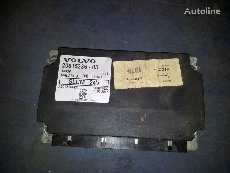 VOLVO FH 12, FH13, Light control unit SLCM, 20815236, 20744286, 20744283, 20865208, 85115541, 20815236, 85110015 unidad de control para VOLVO FH13 tractora