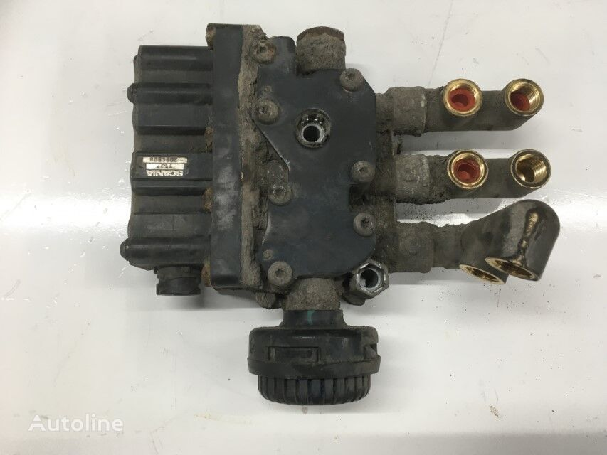 válvula para SCANIA Ecas hoogteregelventiel R480 tractora