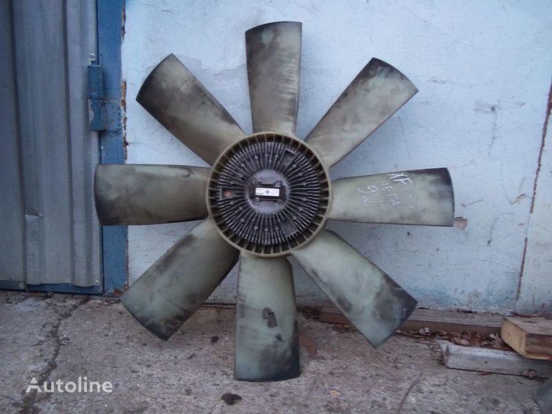 ventilador de refrigeración para DAF XF tractora
