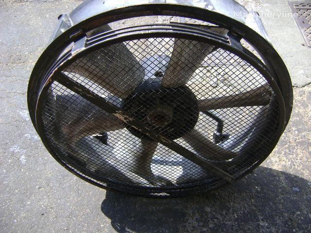 ventilador de refrigeración para FIAT Hitachi W 190 Evolution excavadora
