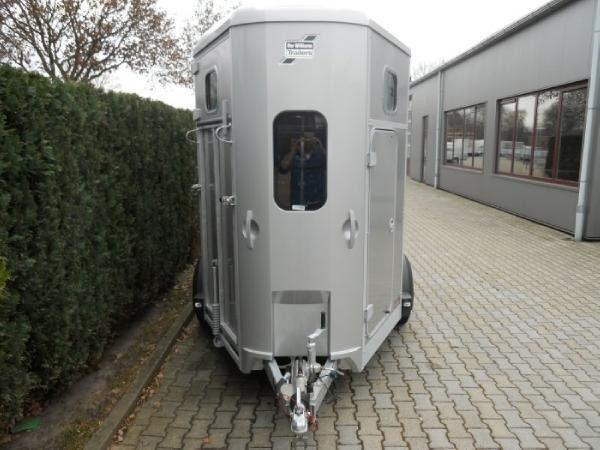 IFOR Williams HB506 remolque de caballos