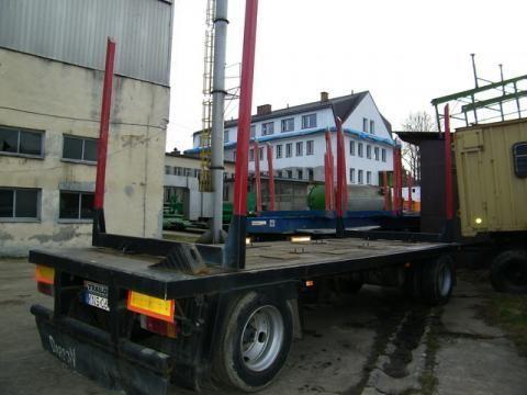 TRAILOR R 202 EN 3 L remolque maderero