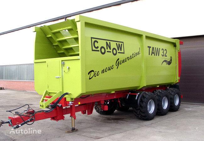 CONOW TAW 32 remolque transporte de granos nuevo