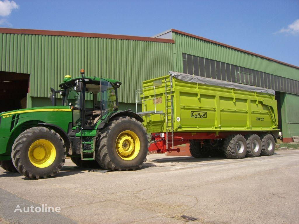 CONOW TDK 32 remolque transporte de granos nuevo