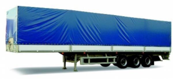 MAZ 975830 semirremolque plataforma nuevo