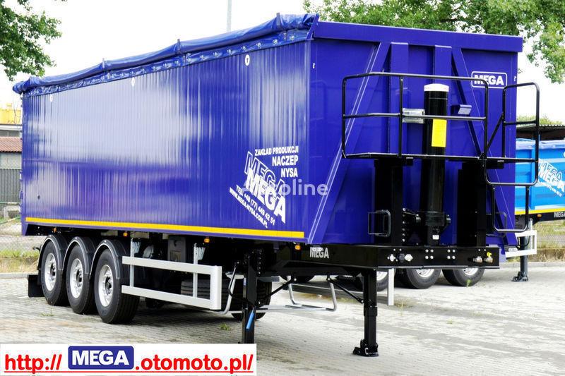 MEGA 55/11300 KD semirremolque transporte de grano nuevo