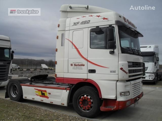 DAF FT95 XF.480 SPACE CAB tractora
