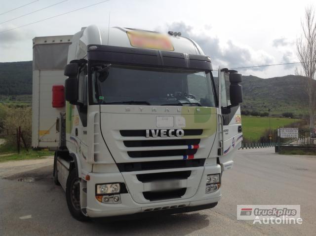 IVECO STRALIS 500 Disponible a partir de 31/05/2017 tractora