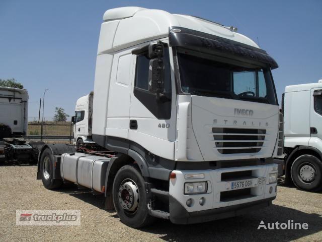 IVECO STRALIS AS 440S48 tractora