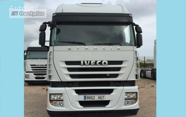 IVECO STRALIS AS 440S50 TP tractora