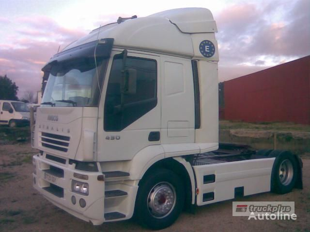 IVECO STRALIS AT 440S43 tractora