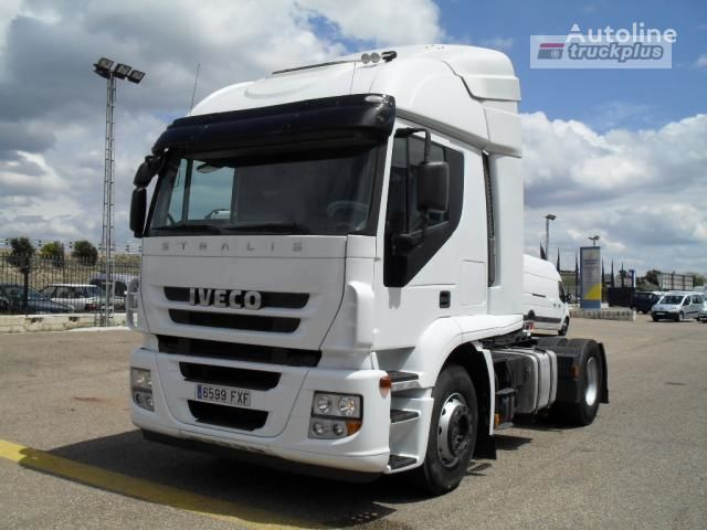 IVECO STRALIS AT 440S45 tractora